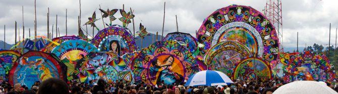 Sumpango Giant Kite Festival 38