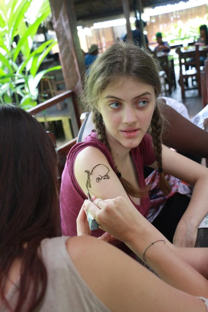 Sophie, Henna