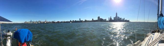 Bye bye, Manhattan