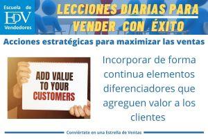 Diez (10) acciones estratégicas esenciales para maximizar las ventas