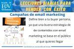 Cómo dosificar los contenidos para lograr productividad en tus campañas de email marketing