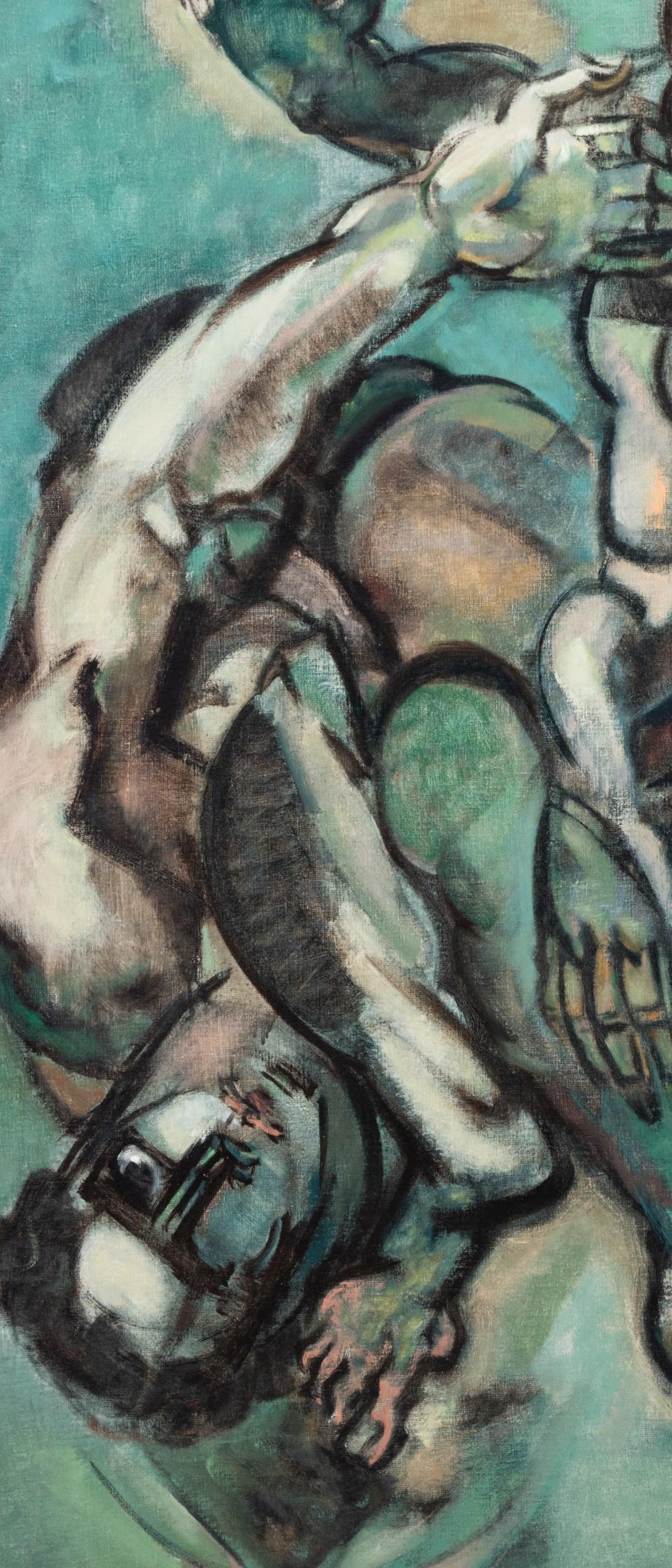 Art, American Painting, 20th century Art, Old Testament Art