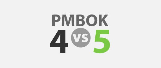 PMP FAQ: PMBOK Guide 5 vs PMBOK Guide 4