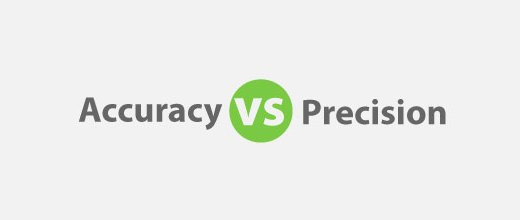 Accuracy vs Precision Illustrated
