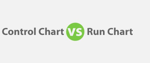 Run Chart vs Control Chart for PMP Exam