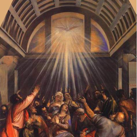 Visio Divina – Pentecost