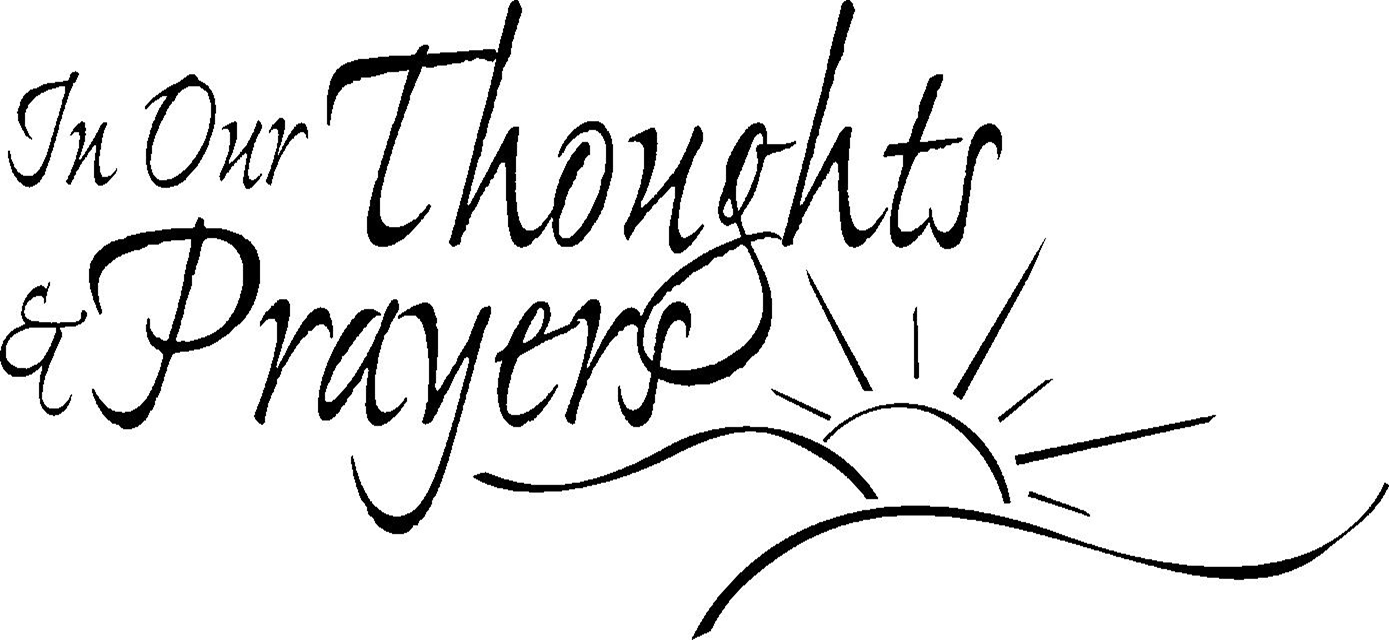 Article for December 4, 2015 Show–Thoughts and Prayers and