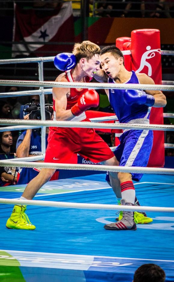 Boxeo Olímpico