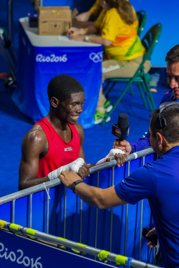 Yuberjen Martínez, Plata Olímpica