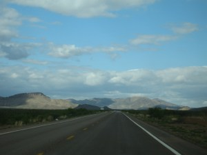 Outside of Douglas, Arizona