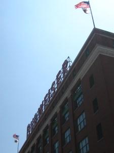 Anheuser-Busch Brewery, St. Louis