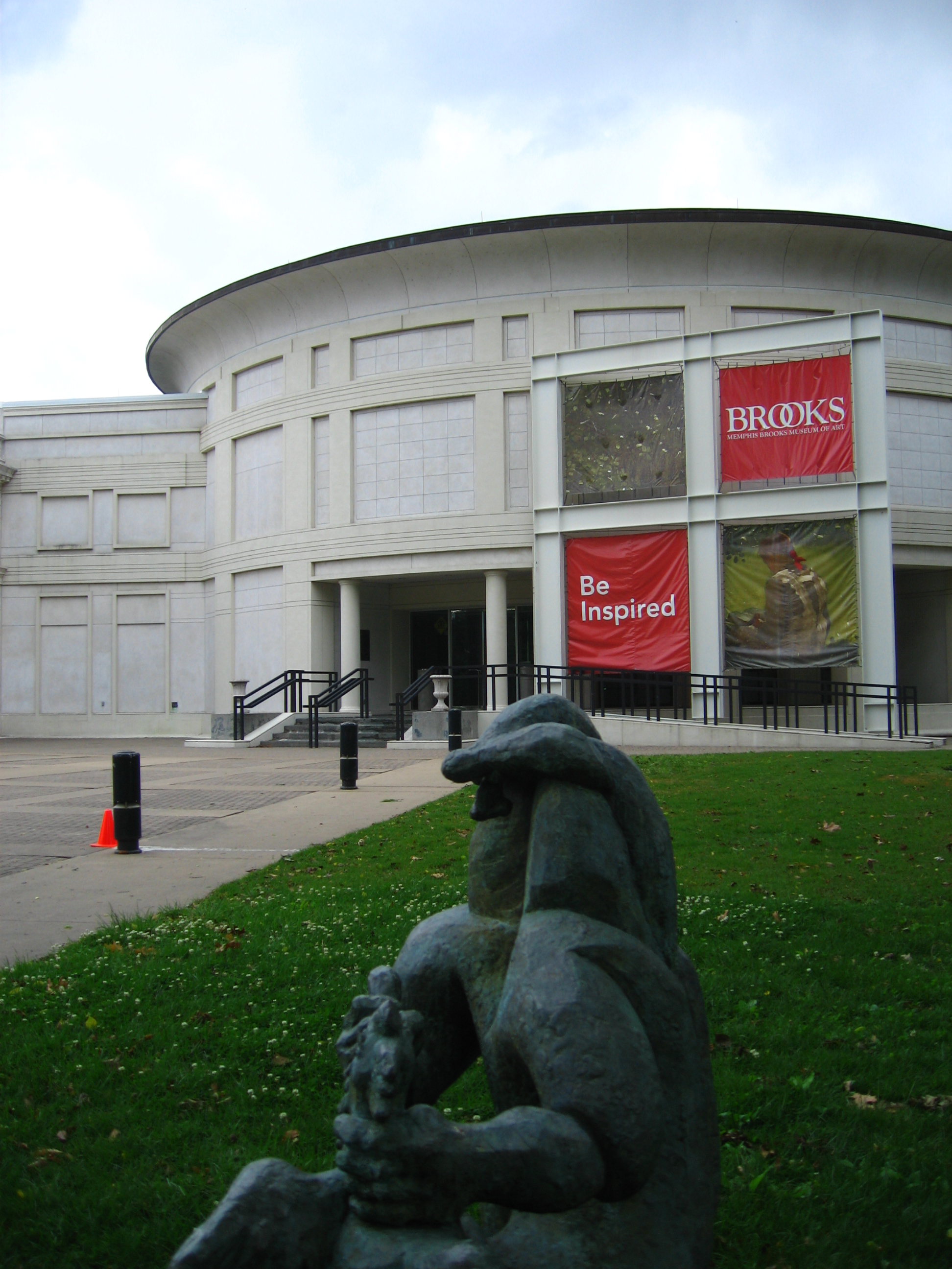 Memphis Brooks Museum of Art, Memphis, Tennessee