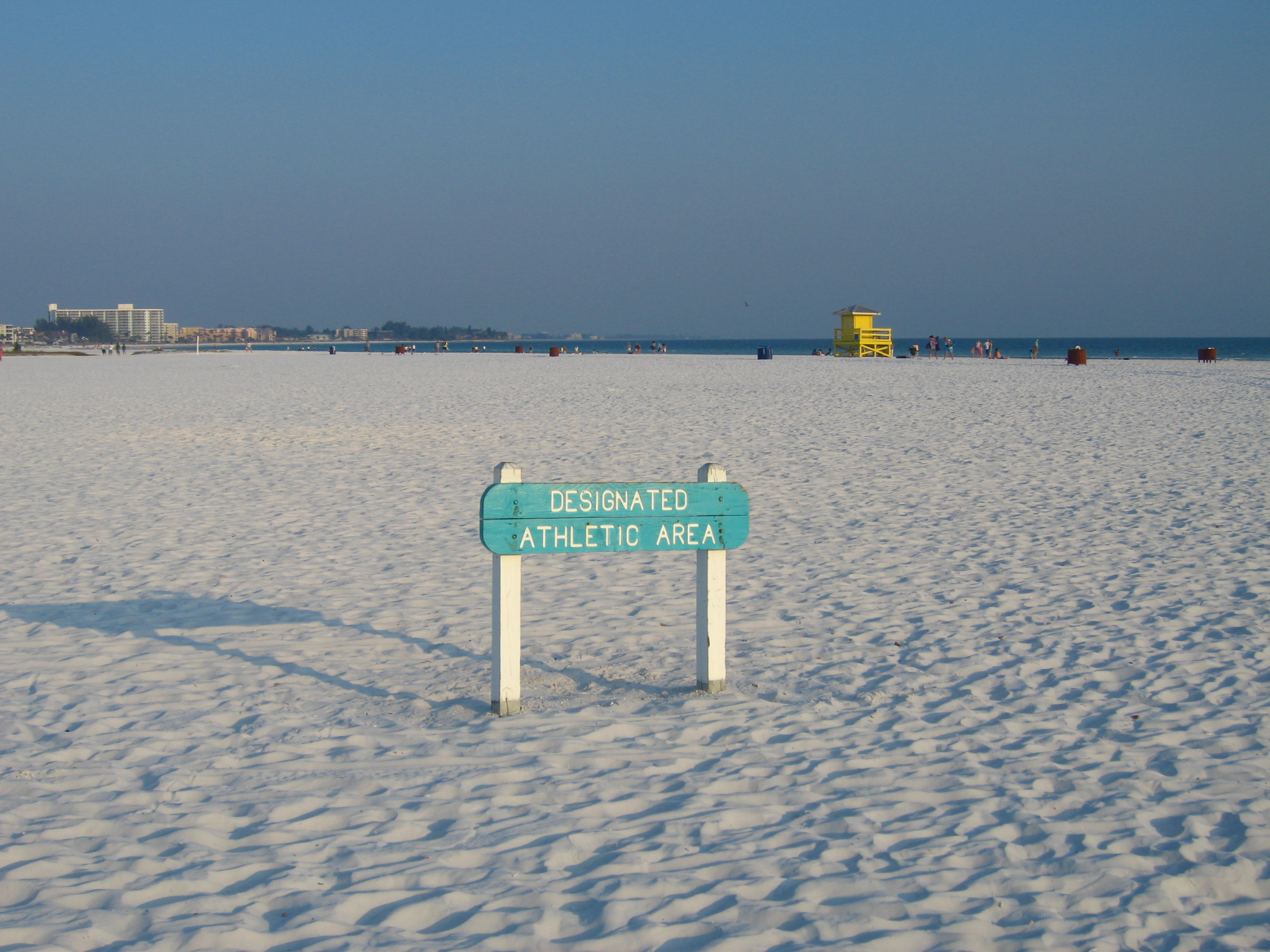 Beach, Sarasota, Florida