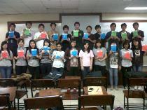 BNMC Kelas Belajar Dasar 1, Selasa Shift 1 (15.20 - 17.00) tanggal 2 Oktober 2012
