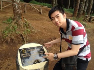 It has been one year for Puncak Bintang