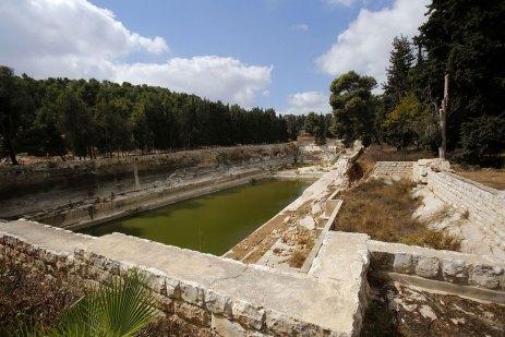 Solomon's Pools
