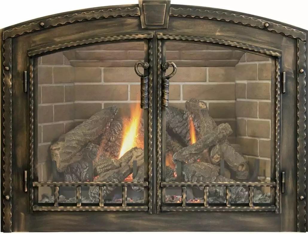 Fireplace Doors Amp Here