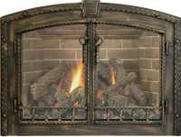 Fireplace Doors & Here