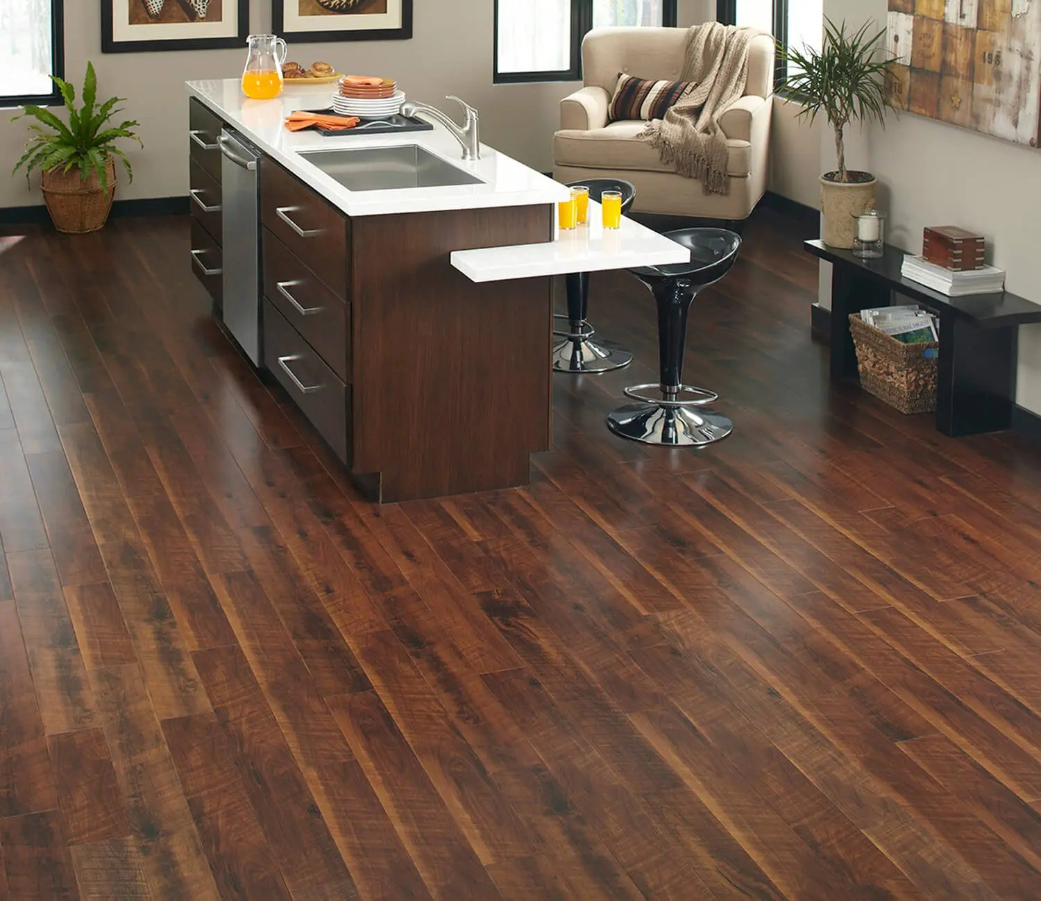 What Can Nouveax Luxury Vinyl Floors Do For You  Edwards