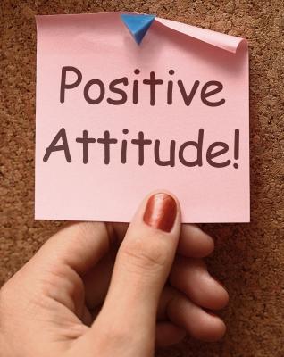 Melhore sua atitude com apenas três palavras