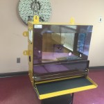 Edwards Equipment Sales Steel Fabrication Project for UPS Orion Cabinet