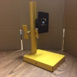 Edwards Equipment Sales Steel Fabrication Project for UPS - Monitor Pole for Towers
