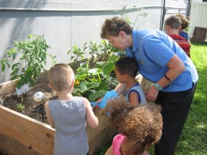 Edward's Garden Center helps the community