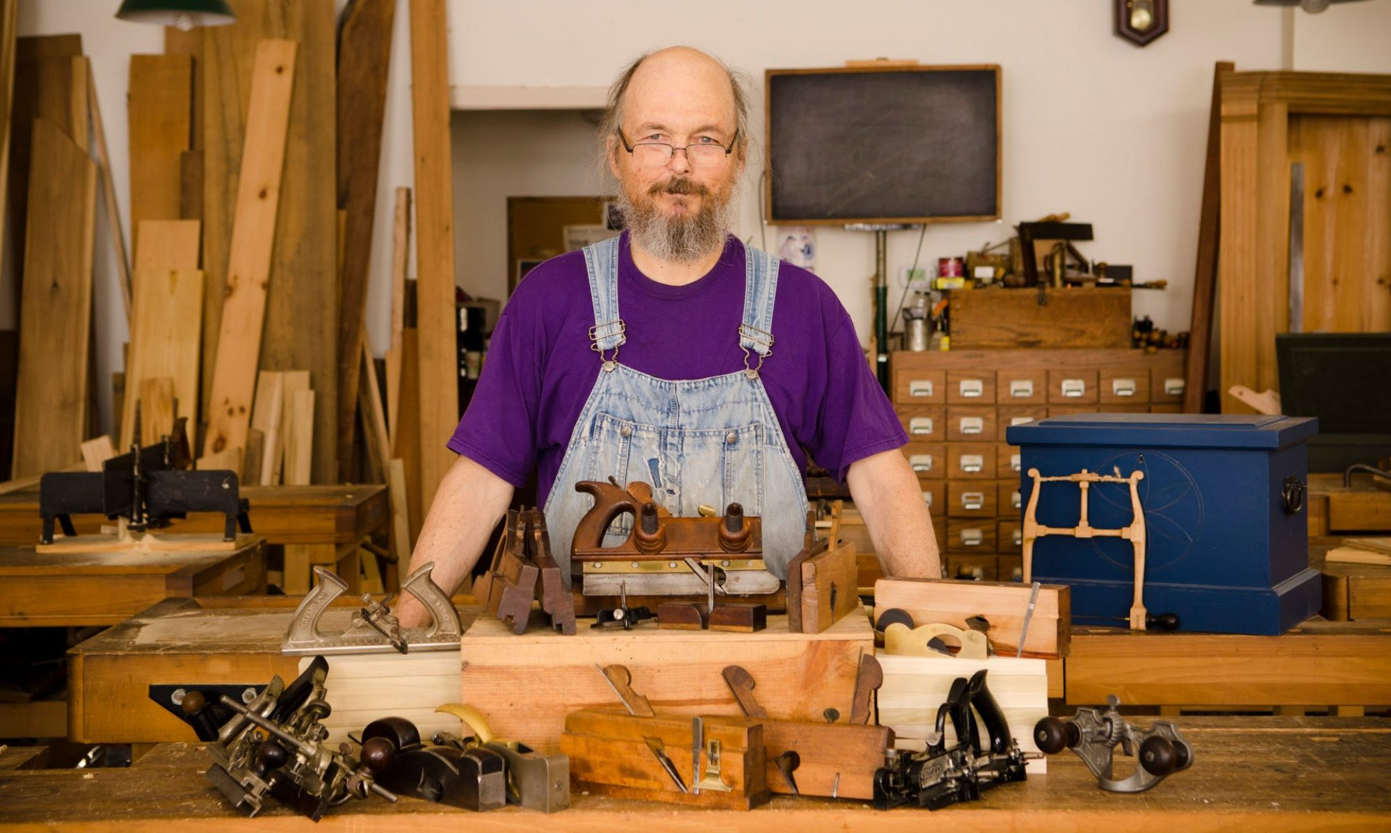 About Edwards Mountain Woodworks