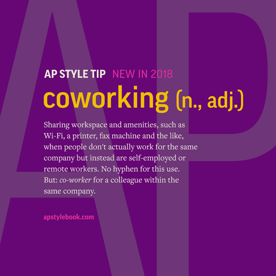coworking definition