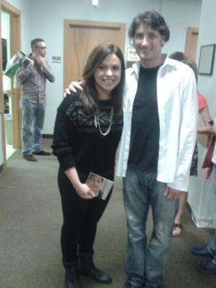 Ed & Rachael Ray