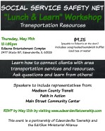 Transportation Lunch and Learn