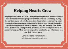 Helping Hearts Grow