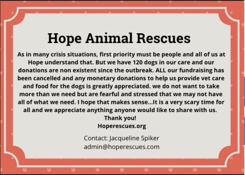 Hope Animal Rescue