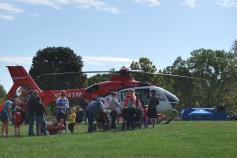 SSM Health Cardinal Glennon Helicopter 3