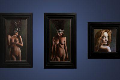 Summer fine art exhibition