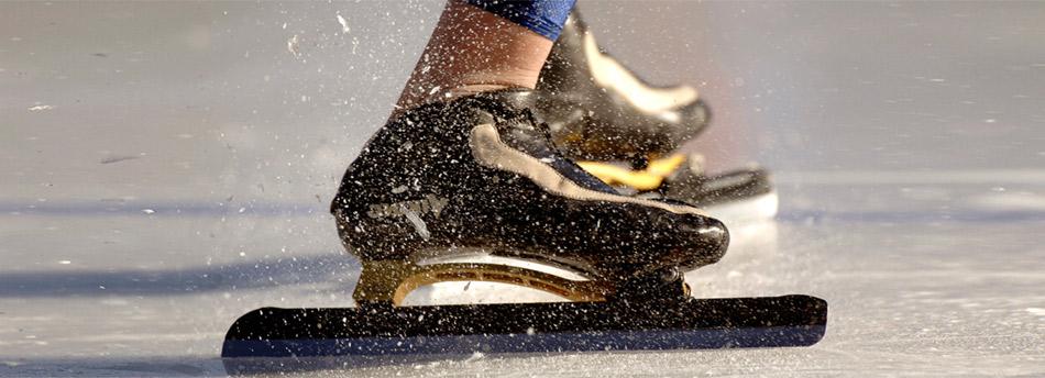 schaatsen slijpen