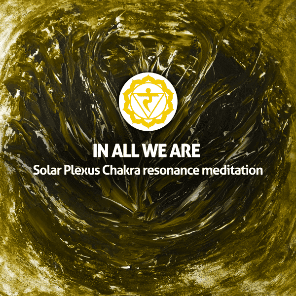 Solar Plexus Chakra resonance meditation