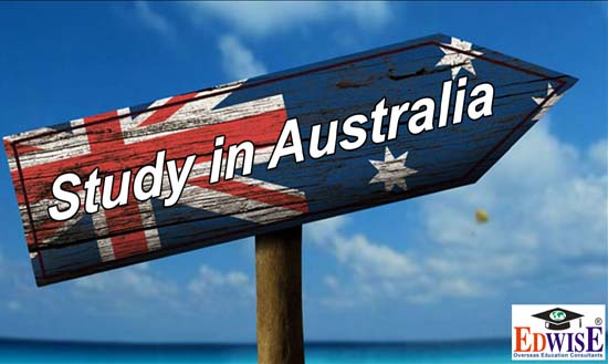 Apply to Study at Australia with Edwise International l