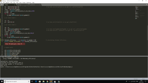 small resolution of errors