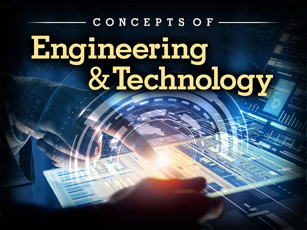 Concepts Of Engineering Amp Technology