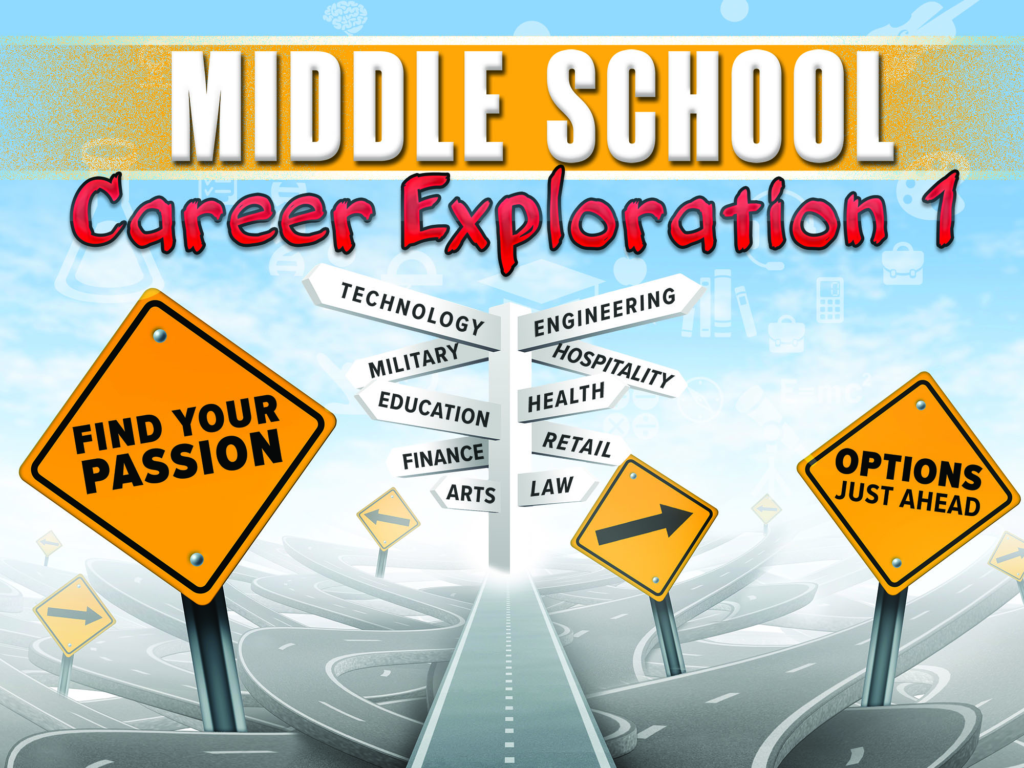 Middle School Career Exploration 1 Charting Your Path