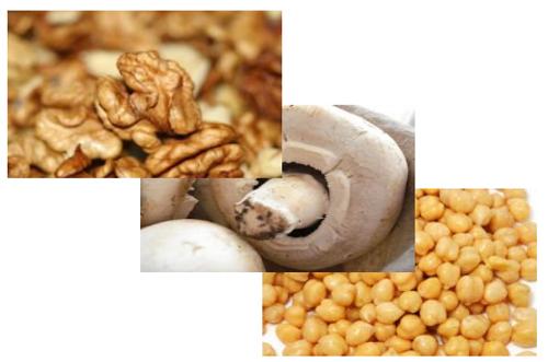 ceci-funghi-noci-ricetta-edy-virgili-biologa-nutrizionista