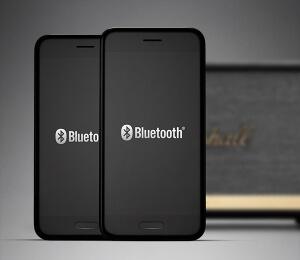 Marshall ACTONIIBTBLK Acton II Bluetooth Speaker - Black 7