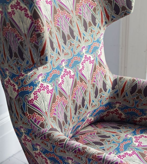 Ianthe Flower - Lasenby Fabric Heritage Collection
