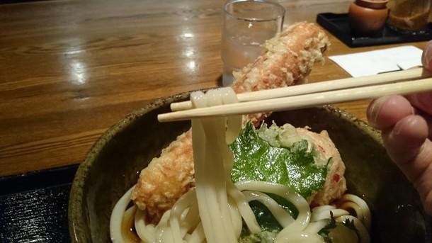 JUN大谷製麺処 うどんリフト