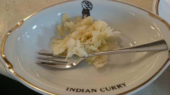 インディアンカレーピクルス