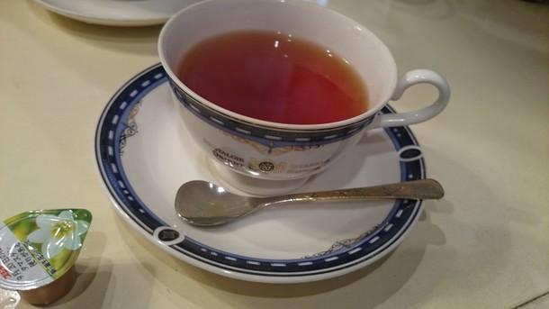 ひまわり 食後紅茶
