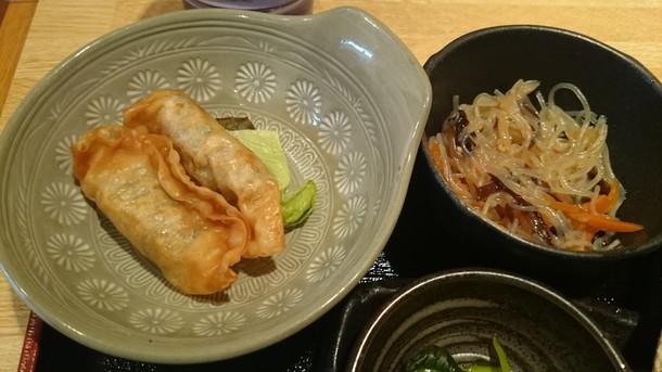 海鮮居酒屋ランチ惣菜