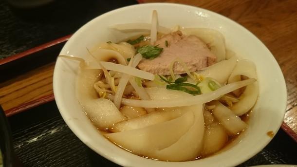 上海時間刀削麺