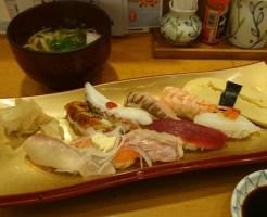 いっちょう寿司定食